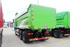 一汽解放 J6P重卡 430马力 6X4 5.6米LNG自卸车(CA3250P66L2T1E24M5) 卡车图片