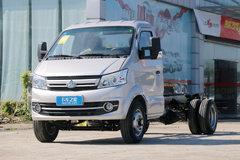 长安跨越王X5 1.5L 112马力 3.585米单排厢式小卡底盘(SC1031FRD52) 卡车图片