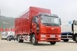 一汽解放 J6L中卡 领航版 绿通款 240马力 4X2 6.75米仓栅式载货车(CA6DH1-24E5)图片