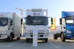 解放 J6F 160马力 4X2 4.16米冷藏车(CA5041XLCP40K59L2E66A84)