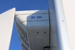 解放 J6F 160马力 4X2 4.13米冷藏车(8档)(CA5044XLCP40K2L1E5A84)