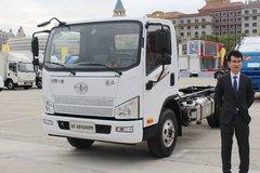 解放 J6F 180马力 单排仓栅式轻卡(国六)(CA5040CCYP40K46L2E6A84) 卡车图片