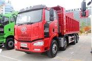 一汽解放 J6M重卡 320马力 8X4 6.5米自卸车底盘(CA3310P63K1L1BT4E5)