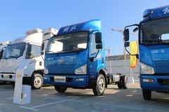 解放 J6F 160马力 4.16米单排仓栅式轻卡(CA5040CCYP40K59L2E5A84) 卡车图片