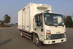 江淮 帅铃Q3 120马力 4.015米单排冷藏车(HFC5041XLCP73K2C3V)图片