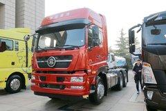 中国重汽 斯太尔D7B重卡 440马力 6X4牵引车(ZZ4253V3241E1BN) 卡车图片