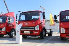 解放 虎VH 156马力 4.16米单排厢式轻卡底盘(CA5040XXYP40K59L2E5A84) 卡车图片