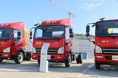 解放 虎VN 120马力 4.16米单排厢式轻卡底盘(CA5040XXYP40K61L2E5A84) 卡车图片