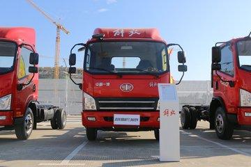 解放 虎VN 110马力 3.85米排半栏板轻卡(潍柴)(CA1040P40K50L1E5A84)