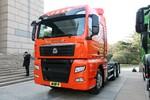 中国重汽 汕德卡SITRAK C7H重卡 540马力 6X4自动挡牵引车(AMT手自一体)(ZZ4256V324HE1B)