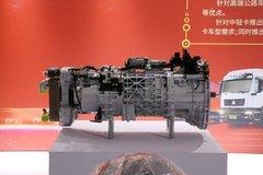 中国重汽HW25716XACL 16挡 手动挡变速箱