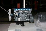 潍柴WP10.5H400E62 400马力 10.5L 国六 柴油发动机