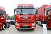 一汽解放 新J6P重卡 280马力 6X2 7.7米仓栅式载货车(CA5250CCYP66K1L6T3E5)