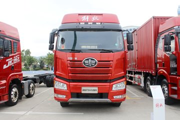 一汽解放 新J6P重卡 280马力 6X2 9.35米栏板载货车(CA1250P63K1L6T3A1E5)