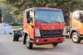 中国重汽HOWO 悍将 160马力 单排轻卡底盘(国六)(ZZ1047G3315F145)