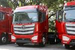 福田 欧曼EST 6系重卡 430马力 6X4 LNG牵引车图片