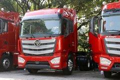 福田 欧曼EST 6系重卡 430马力 6X4 LNG牵引车 卡车图片