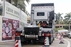 欧曼EST-A牵引车外观                                                图片