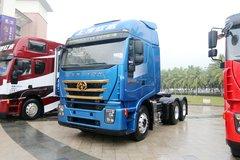上汽红岩 杰狮重卡C500e 560马力 6X4牵引车(采埃孚16挡)(CQ4256HYVG334) 卡车图片