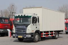 江淮 格尔发A3系列中卡 150马力 4X2 厢式载货车(HFC5162XXYK1R1T)(亮剑者II中卡)