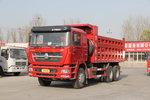 中国重汽 HOKA H7系重卡 336马力 6X4 5.6米自卸车(ZZ3253N3841C)