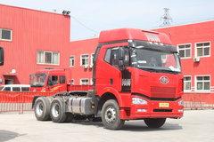 解放 J6P重卡 350马力 6X4牵引车(高顶驾驶室)(CA4250P66K2T1E)