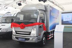 跃进 欧卡K101-33 110马力 4.205米单排厢式轻卡 卡车图片