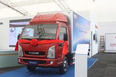 跃进 欧卡K301-33 145马力 4.2米单排厢式轻卡 卡车图片