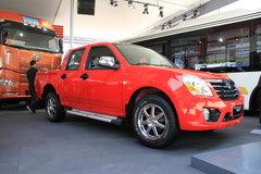 一汽通用 坤程 精英型 2.2L汽油 双排皮卡 卡车图片