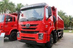 上汽红岩 杰卡 350马力 8X4 6.8米自卸车(CQ5316ZLJZTVG336) 卡车图片