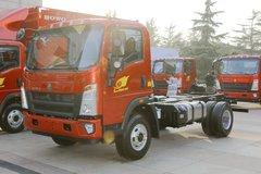 中国重汽HOWO 悍将 单排轻卡底盘(国六)(ZZ1047G3315F145) 卡车图片