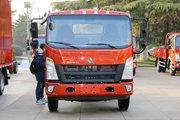 中国重汽HOWO 悍将 2019款 170马力 5.5米单排仓栅式轻卡(ZZ5147CCYG421CE1)