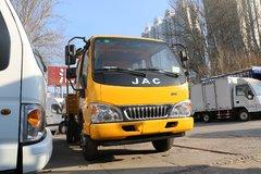 江淮 康铃33窄体 115马力 3.2米双排栏板轻卡(HFC1041R93K2C2V) 卡车图片