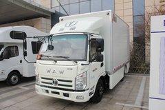 飞碟奥驰 A2系列 4.15米单排纯电动厢式轻卡