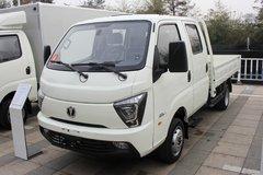飞碟缔途 GX 1.5L 汽油/CNG (国六)3.02米双排栏板微卡 卡车图片