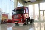 大运 新N8V重卡 430马力 6X4 LNG牵引车(CGC4253N53CA)