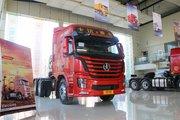 大运 新N8E重卡 质蕙版 400马力 6X4 LNG牵引车(国六)(CGC4250N6ECGE)