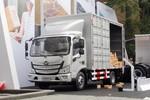 福田 欧马可S3系 143马力 4.14米单排厢式轻卡图片