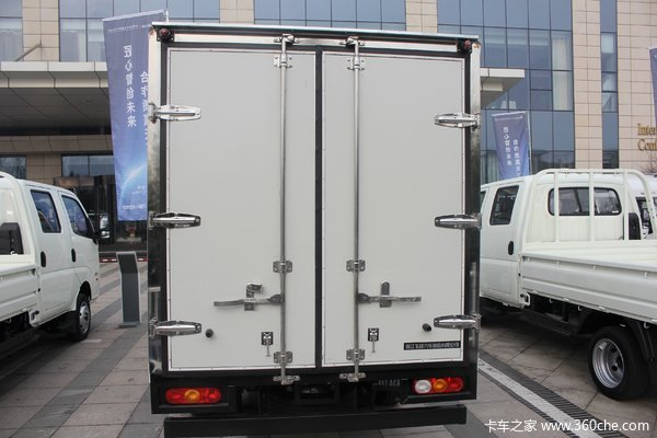 缔途GX1.5L112马力厢式载货车让利2千