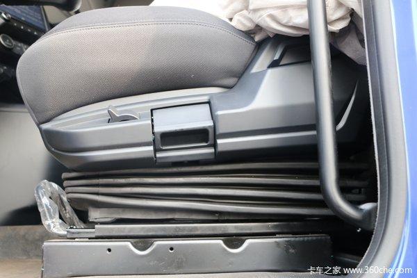 江铃威龙HV5的Ecotorq发动机有啥亮点?