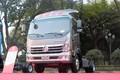 重汽王牌 瑞狮 160马力 4X2 CNG 4.15米单排轻卡底盘