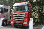 福田 欧曼EST-A 6系重卡 智能卡车 460马力 6X4 AMT自动挡牵引车图片
