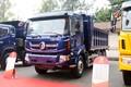 中国重汽成都商用车(原重汽王牌) 力狮 220马力 6X2 4.7米自卸车(CDW3240A1R5)
