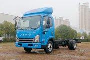 骐铃汽车 H300 116马力 4.08米单排厢式轻卡底盘(宽体)(JML5042XXYCD5)
