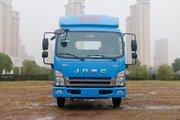 骐铃汽车 H300 116马力 3.68米排半厢式轻卡(宽体)(JML5042XXYCD5)