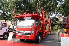 重汽王牌 捷狮 220马力 排半桥运车 卡车图片