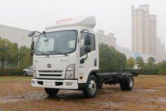 骐铃汽车 H300 116马力 4.125米单排厢式轻卡(中体)(JML5041XXYCD5) 卡车图片