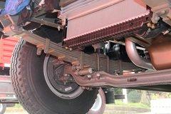 中国重汽成都商用车(原重汽王牌) 瑞狮 150马力 4X2 4.15米单排仓栅轻卡