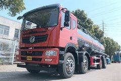 东风华神 T5 270马力 19.9方腐蚀性物品罐式运输车(WXQ5323GFWE5)