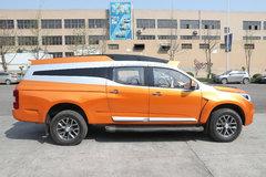 庆铃达咖TAGA 3.0T柴油 131马力 四驱双排皮卡 卡车图片